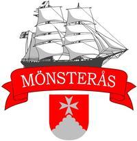 Kommunens-logotyp mönst